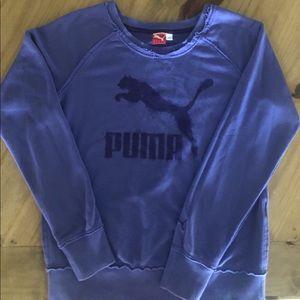 Puma Woman's Sweatshirt